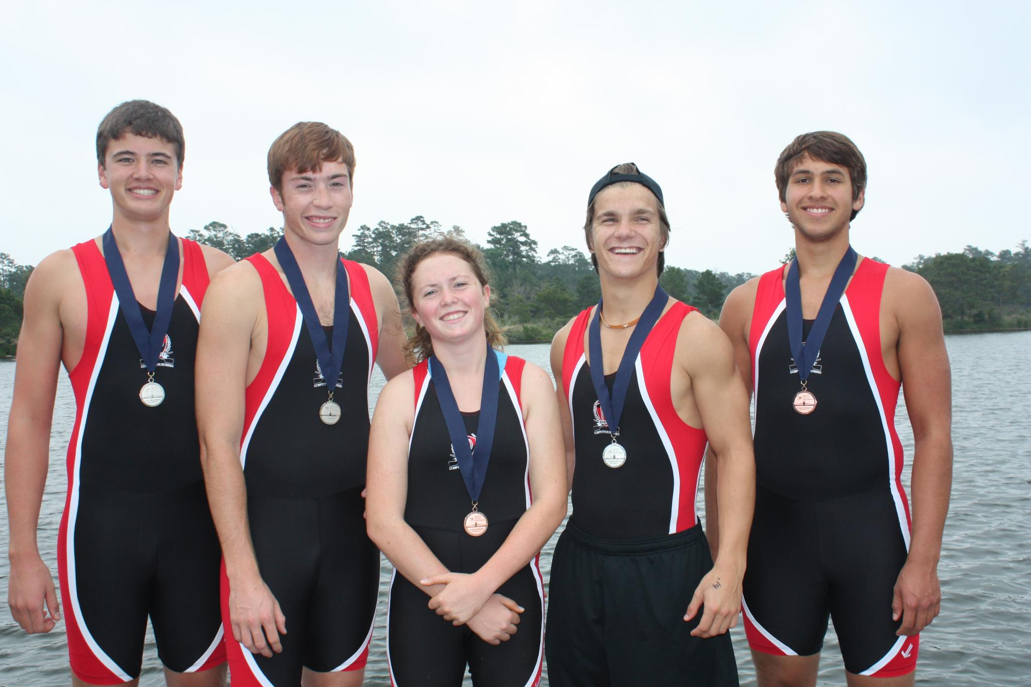 Parati Sends Rowers to Youth Nationals