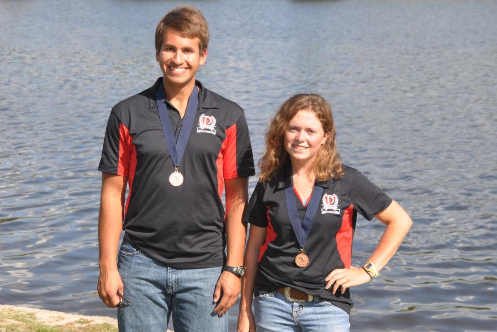 Parati Medals at OKC