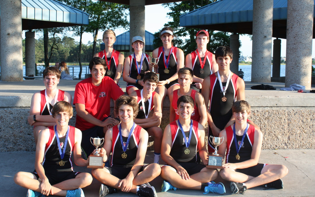 Parati Captures 3 State Championships