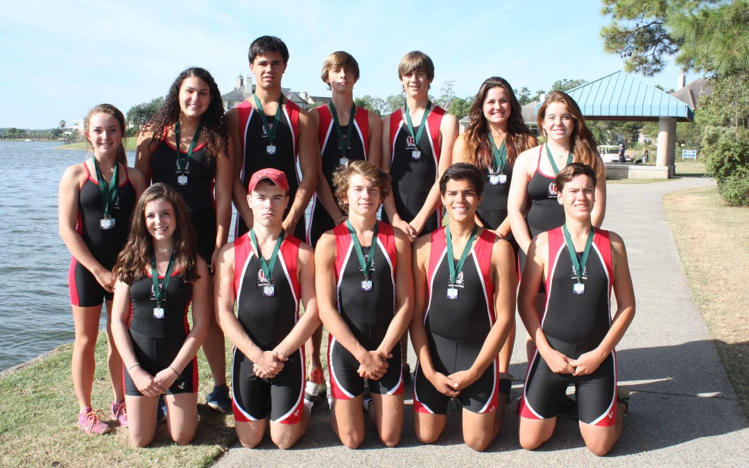 Parati Captures 8 medals in 6 events at Head of the Brazos